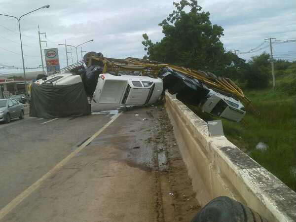 อุบัติเหตุรถบรรทุก