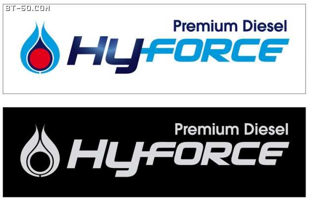 คลับ BT-50-Ranger-ผลการใช้ PTT Hyforce Premium Diesel Euro 5-1
