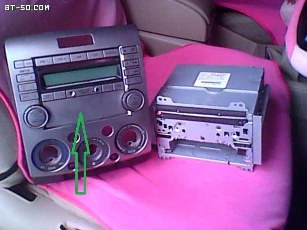 คลับ BT-50-Ranger-cd ถอดออกจากรถใจดีให้ฟรี-7