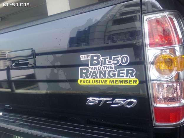 คลับ BT-50-Ranger-ทักทายน้าๆครับ -3