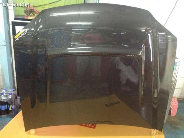 คลับ BT-50-Ranger-จำหน่าย ฝาหน้าคาร์บอน งาน Akana Carbon Wizard ราคา 11500 บาท-2
