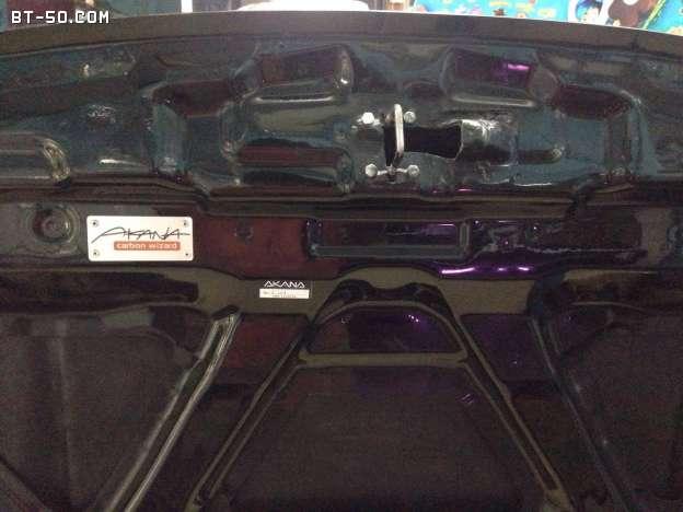คลับ BT-50-Ranger-จำหน่าย ฝาหน้าคาร์บอน งาน Akana Carbon Wizard ราคา 11500 บาท-9