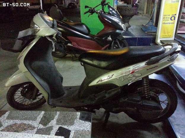 คลับ BT-50-Ranger-(ปิดการขาย ขายไปแล้วครับ) Yamaha Mio สีขาว ราคา 7000 บาท-2