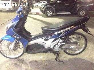 คลับ BT-50-Ranger-(ปิดการขาย ขายไปแล้วครับ) Yamaha NOUVO MX ราคา 12500 บาท-1