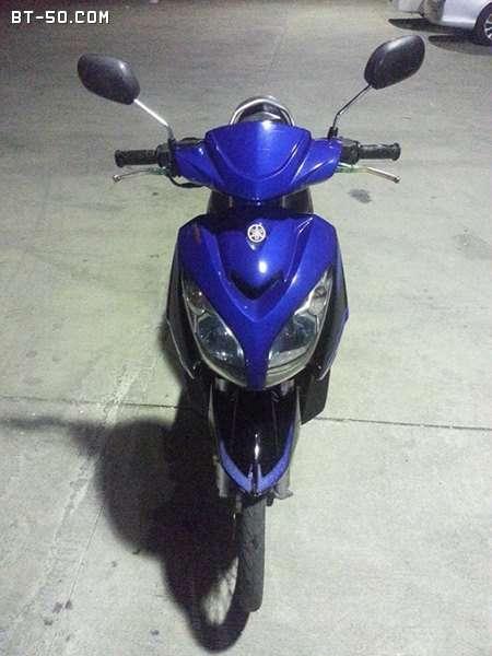 คลับ BT-50-Ranger-(ปิดการขาย ขายไปแล้วครับ) Yamaha NOUVO MX สี น้ำเงิน-ดำ ราคา 12900 บาท-1