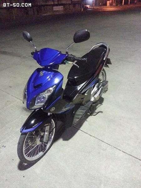 คลับ BT-50-Ranger-(ปิดการขาย ขายไปแล้วครับ) Yamaha NOUVO MX สี น้ำเงิน-ดำ ราคา 12900 บาท-3
